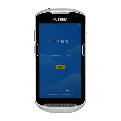 Zebra TC56 TC56CJ Mobile Touch Computer Android 8.1 (Oreo) Barcode Scanner