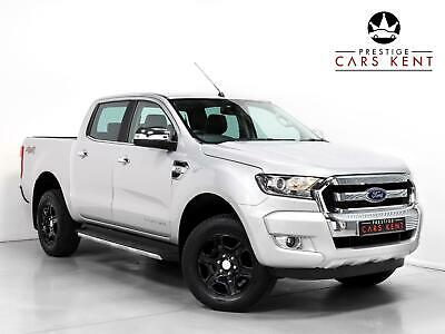 2018 Ford Ranger Pick Up Double Cab Limited 2 2.2 TDCi Auto Diesel silver Automa