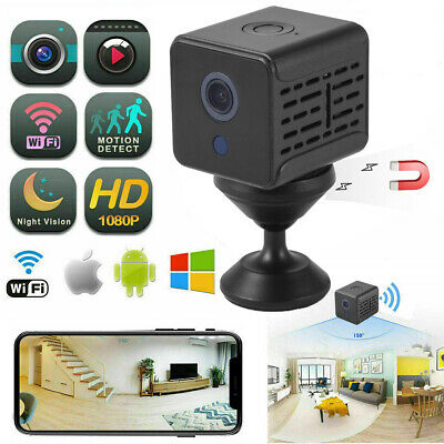 FHD 1080P Wireless Wifi Camera IP Security Night Vision Cloud Storage Remote