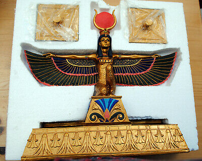 """""""Isis"""" Figur, Myths & Legends, the egyptian Collection , Originalverpackung"""