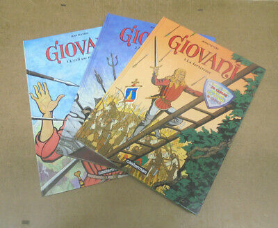 Pleyers - Giovani - Serie Complete - Tomes 1 A 3 Inclus - Eo ( Tbe )