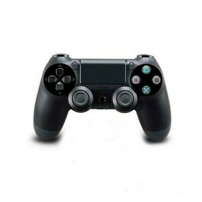 PS4 DualShock Bluetooth Wireless Controller Black (PS4)
