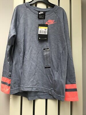 Girls Nike Sports Top Size Small