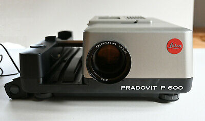 Leica Pradovit P600 35mm slide projector