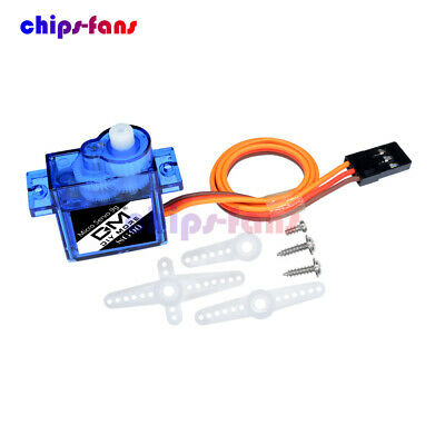 Mini Gear Micro Servo Motor 9G SG90 For RC Robot Helicopter Airplane Car Boat