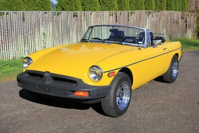 1980 MG MGB  1980 MG MGB- Recent Upgrades, Great Condition