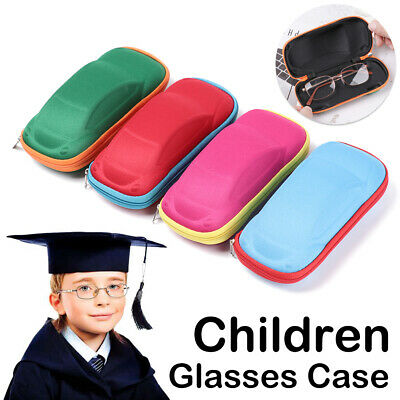 Multi-function Children Glasses Case Pouch Bag Sunglasses Box Eyewear Protector