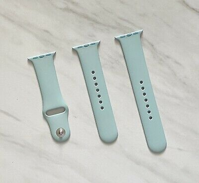Turquoise Apple Watch Sport Band 38mm/40mm Authentic Genuine OEM