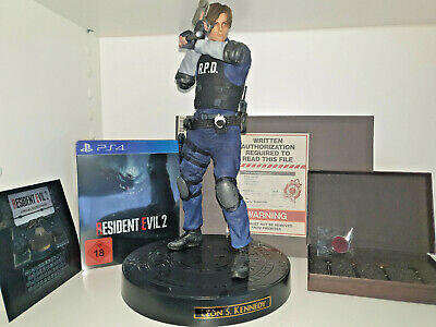 Resident Evil 2 - PS4 - Collectors Edition - ohne Spiel