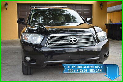 2009 Toyota Highlander HYBRID LIMITED AWD - LOADED UP - BEST DEAL ON EBAY UV Honda Pilot CR-V RAV4 RAV-4 Lexus RX450h RX400h Acura MDX RDX Infiniti QX60