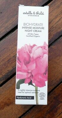 Estelle & Thild - Biohydrate - Intense Moisture Night Cream