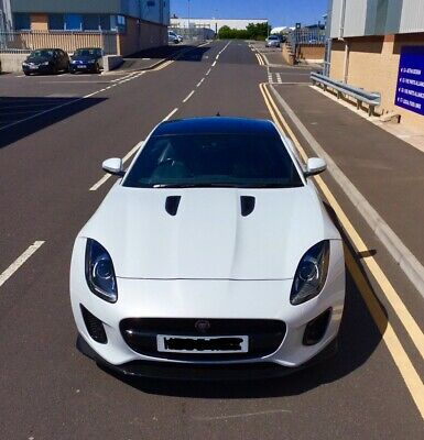 Jaguar F Type Coupe S only 23,000 miles