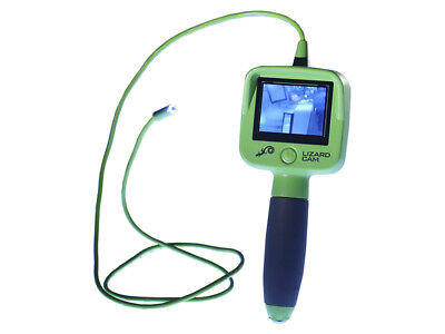 Lizard Cam Flexible Micro Inspection Camera Waterproof Easy to Use