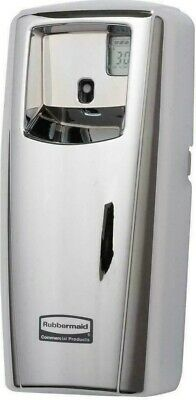 (2) Rubbermaid Commercial 1793542 Standard Odor-Control Aerosol LCD Dispenser
