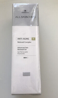 All Skin Med R ADVANCED SKIN RENEWAL GEL 30ML (0.5%), Exp 01/2021, New