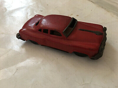Vintage Tin  Buick  Friction Car Made In Japan Nice!!
