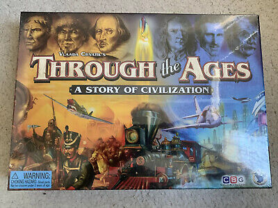 Gryphon Boardgame Through the Ages