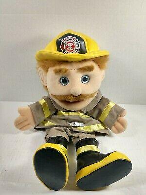 Sunny Toys Inc  Dad/Fireman Puppet #GL1301