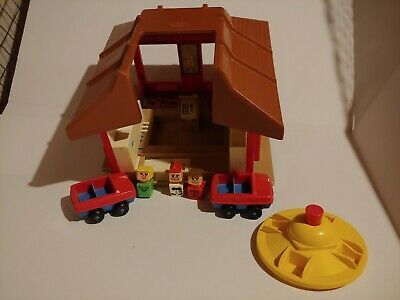 Vintage Playschool McDonald's  Set