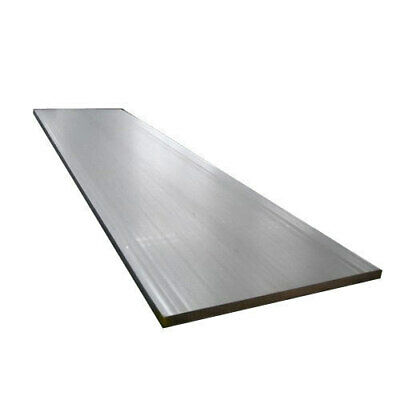 Stainless Steel 10mm Thick Plate Material Flange Manifold 110mm x 550mm Sheet
