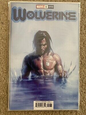 WOLVERINE 1 DX 2020 GABRIELLE DELL OTTO FAN EXPO VARIANT NM