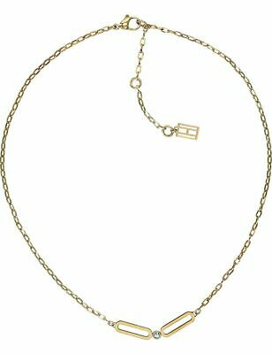 TOMMY HILFIGER KETTE Classic Signature 2700797 Collier Farbe