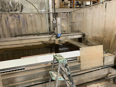 BOAO WATERJET CUTTING MACHINE LOW USE! Looking for swift sale, please make offer