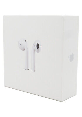 Apple Airpods 2nd Generation with Wireless Charging Case MRXJ2AM/A New In Retail