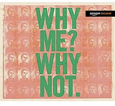 Liam Gallagher Why Me? Why Not Deluxe Edition CD (NEW SEALED)