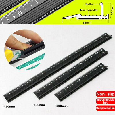 30cm Professional Metric Parallel Rolling Ruler Rule Drawing Glider Useful UK BS