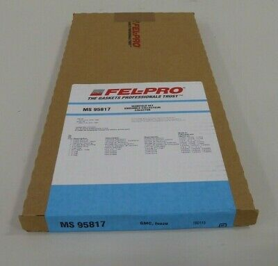 Engine Sealing kl Fel-Pro MS 95817 Intake Manifold Gasket Set FelPro MS95817