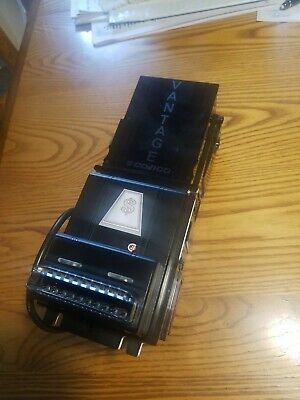 Coinco Vantage 34V MDB Bill Acceptor, Used and Working, Free Shipping