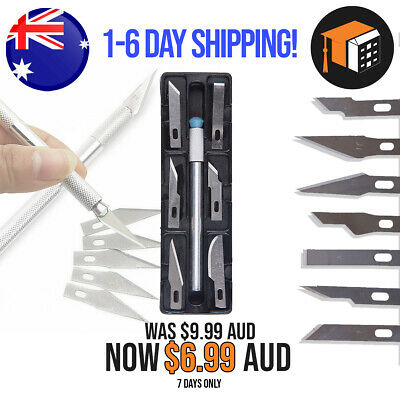 9Sea Exacto Style Cutting  x-acto Hobby For Multi Tool Crafts Art Engraving