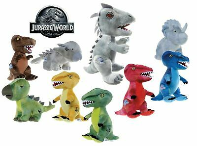 Aurora Monkey Stuffed Animal, New Official 10 Jurassic World Jurassic Park Dinosaur Plush Soft Toys Eur 10 08 Picclick Fr