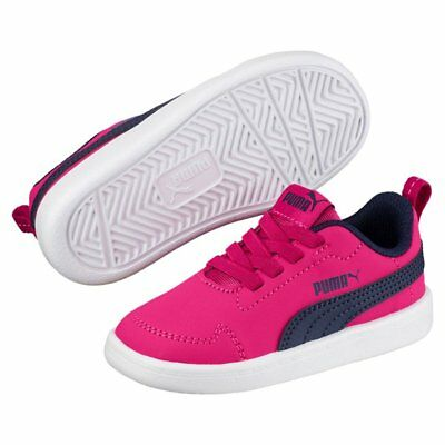 CHAUSSURES BASKETS PUMA fille Suede Platform Glam PS taille