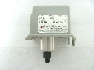 RobertShaw 2364-202 Pressure Electric Switch for Water Heaters