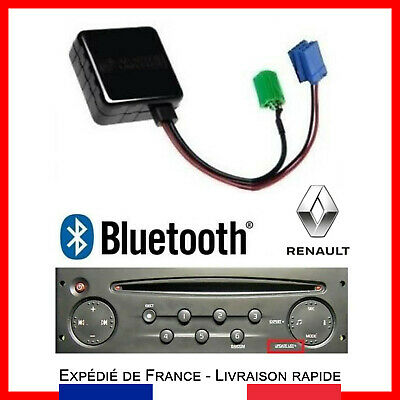 Adaptateur bluetooth RENAULT autoradio update list
