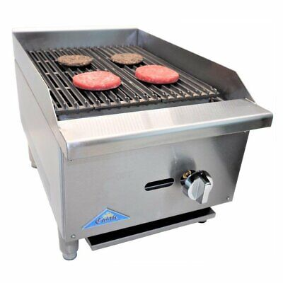 Comstock-Castle CCELB16 Countertop Gas Charbroiler