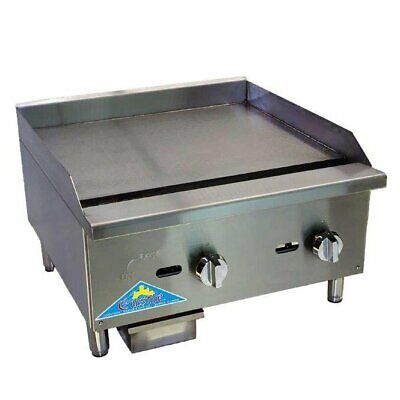 """Comstock-Castle CCEGT16 16"""" Countertop Gas Griddle"""