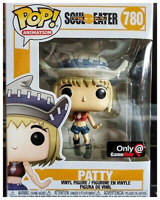 Vinyl Figure #780 Soul Eater Patty Exclusive Pop