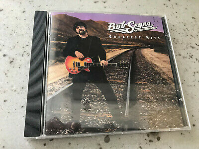 Greatest Hits Bob Seger & the Silver Bullet Band CD 1994 Capitol Free Shipping!