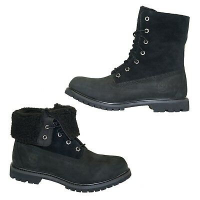TIMBERLAND AUTHENTICS TEDDY Pile Boots Impermeabili Inverno
