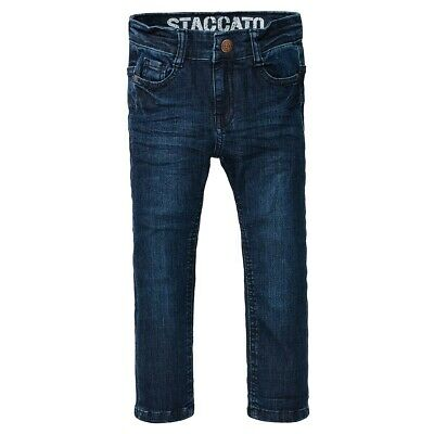 STACCATO SKINNY JEANS Regular Fit Dark Blue Denim EUR 17