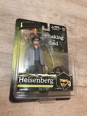 """#NEW BREAKING BAD Mezco Heisenberg 6/"""" /'Red Shirt/' PX Excusive Action Figure"""