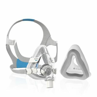 ResMed AirTouch™ F20 Full Face CPAP Mask with Headgear (Size L)