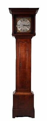 Antique Long Case  Grandfather Clock
