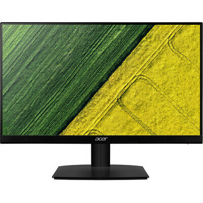 """Acer 27"""" LED Display Monitor 1920x1080 FHD 4ms 60Hz In-plane switching (IPS)"""