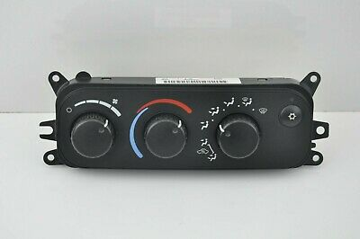 2009-2012 Dodge Ram 1500 OEM AC Heater Climate Control Unit With Rear Defrost