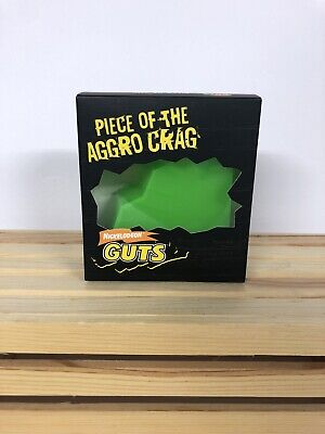 GUTS  PIECE OF THE PAGGRO CRAG The Nick Box 2016 Culture Fly NICKELODEON Sealed