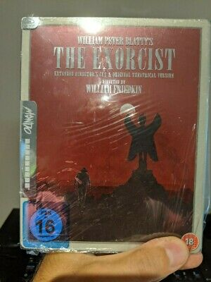 The Exorcist (1973) Limited Edition Mondo Steelbook (Blu-ray) BRAND NEW!!